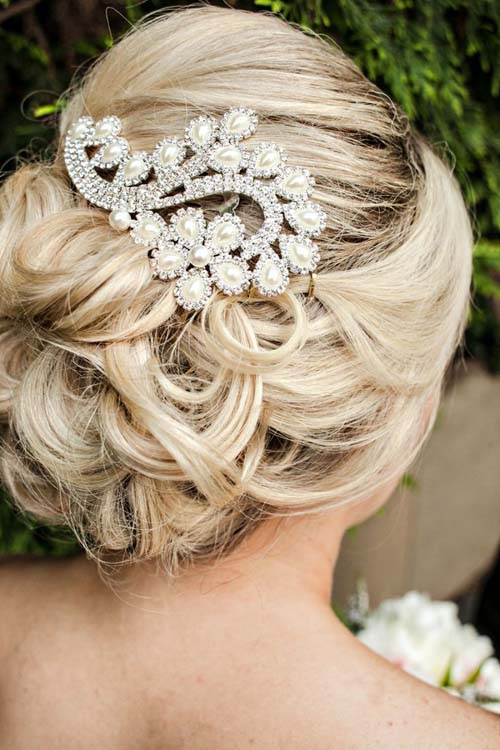 Excellent 30 Beautiful Bridal Hairstyles Incredible Snaps Hairstyles For Women Draintrainus