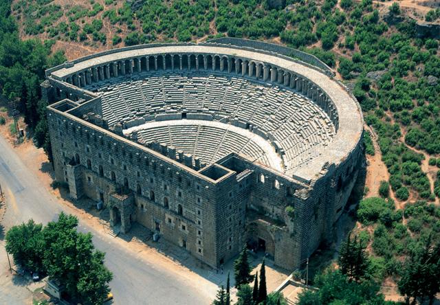 Aspendos-Theatre