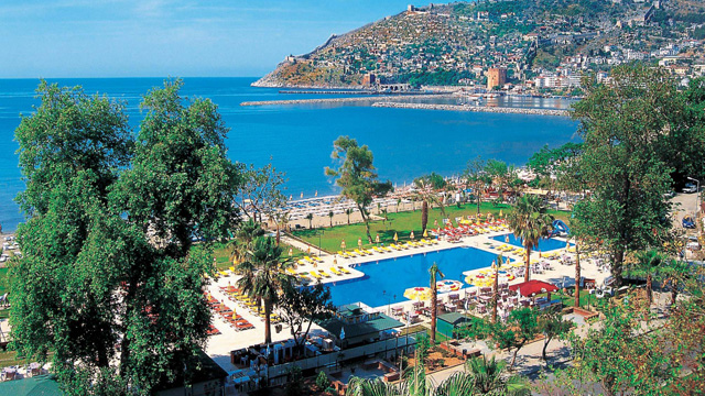 Historic-Alanya-Turkey