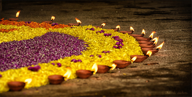 Onam-flower-art