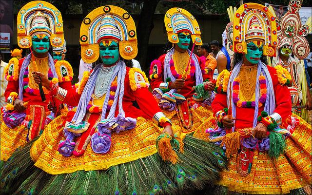 Thripunithura-Athachamayam