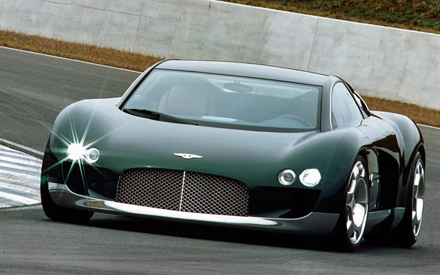 1999 Bentley Hunaudieres Concept