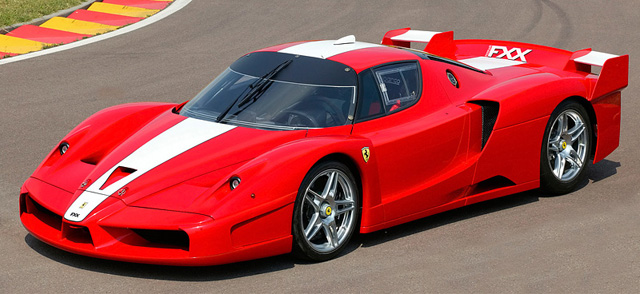2005 Ferrari FXX