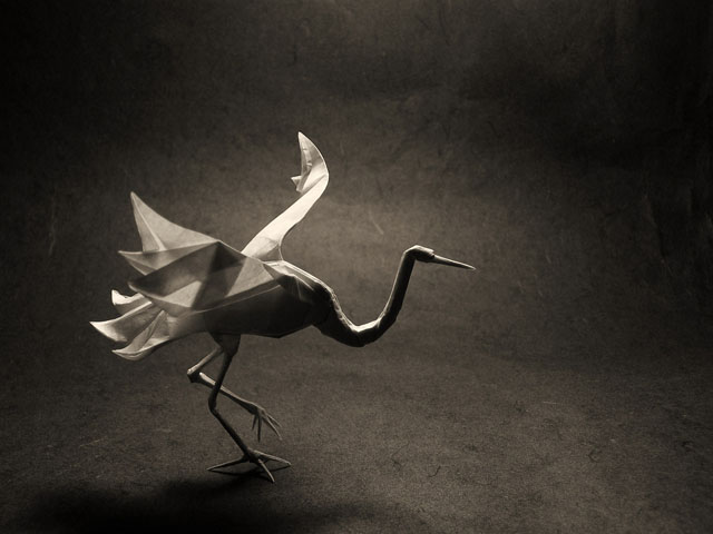 85 Beautiful Examples Of Origami Art Work (26)