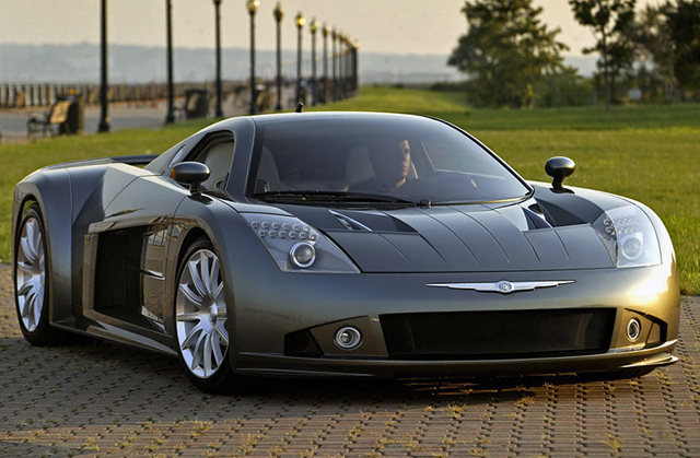 Chrysler ME Four-Twelve Concept, 2004