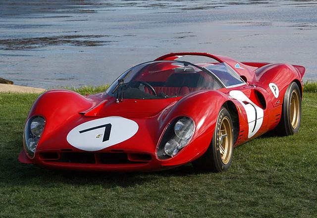 Ferrari 330 P4,1967