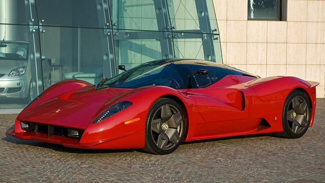 Ferrari P4/5 Pininfarina ,2006