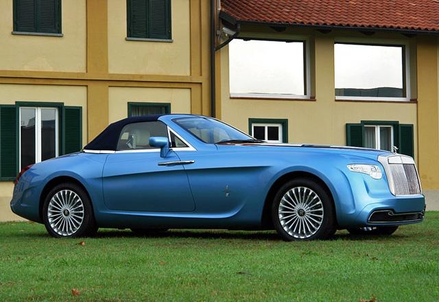 Rolls-Royce Hyperion Pininfarina,2008