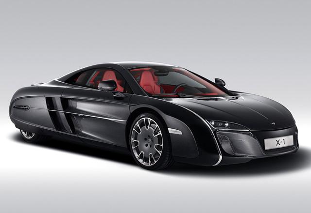 McLaren X-1 Concept,2012