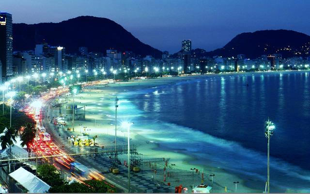 Copacabana - Brazil