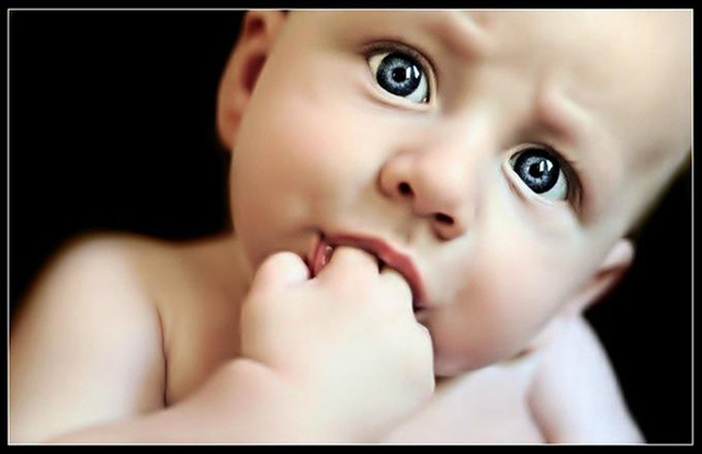 Expressions and Smiles of Babies by Martin Paul (11)