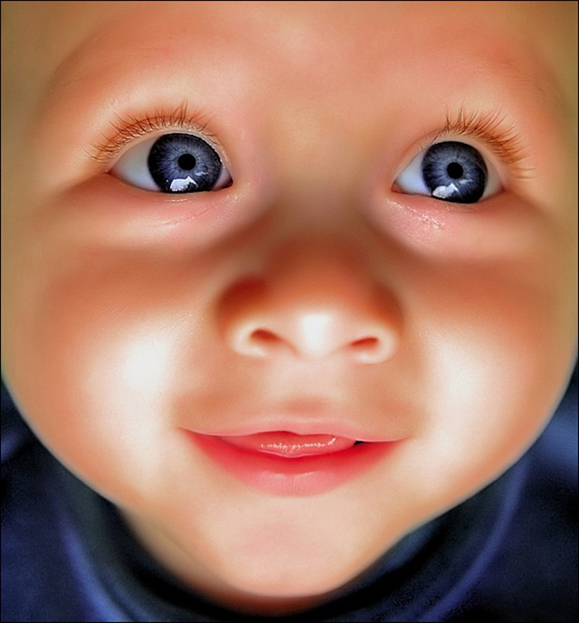 Expressions and Smiles of Babies by Martin Paul (16)