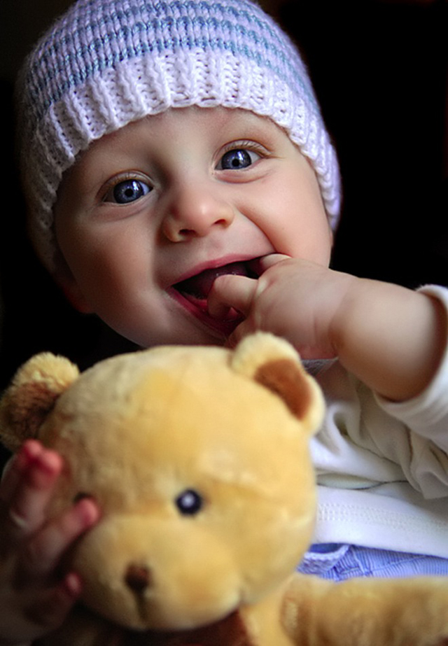 Expressions and Smiles of Babies by Martin Paul (21)
