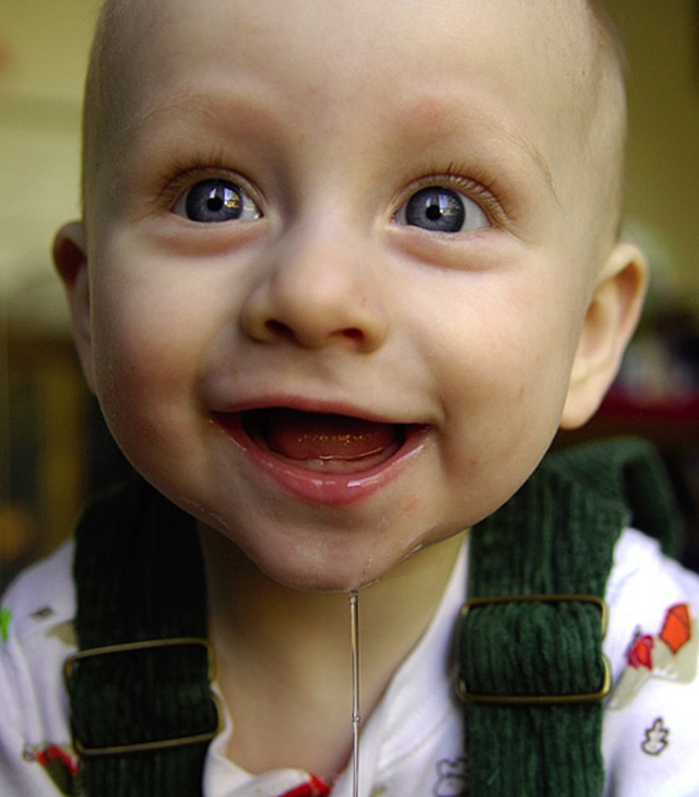 Expressions and Smiles of Babies by Martin Paul (28)