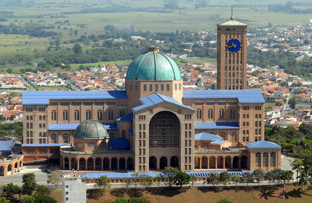 shrine of our lady of aparecida