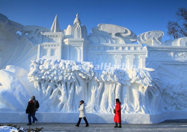 Hardin Ice And Snow Sculpture Festival