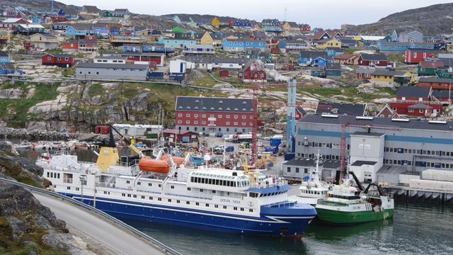 Ilulissat-port