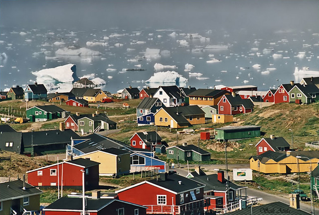 Narsaq, Greenland