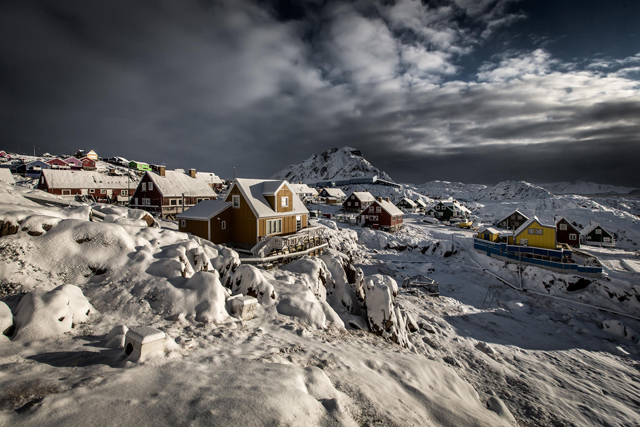 Winter is coming in Greenland by Northbound