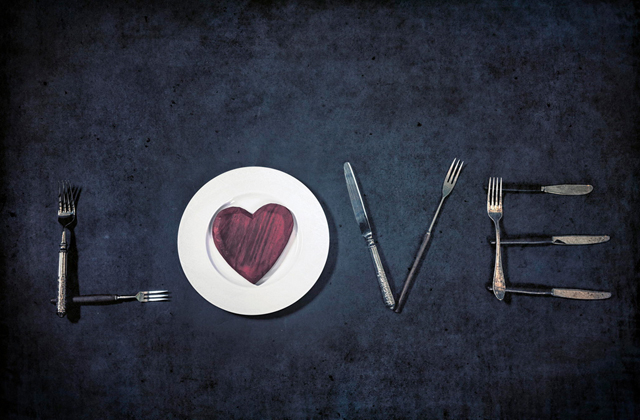 cooking with love by Joana Kruse