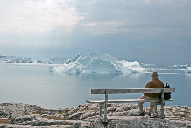 iceberg at Ilulissat