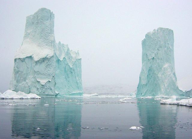 iceberg city