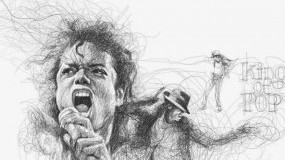 Drawings by Vince Low
