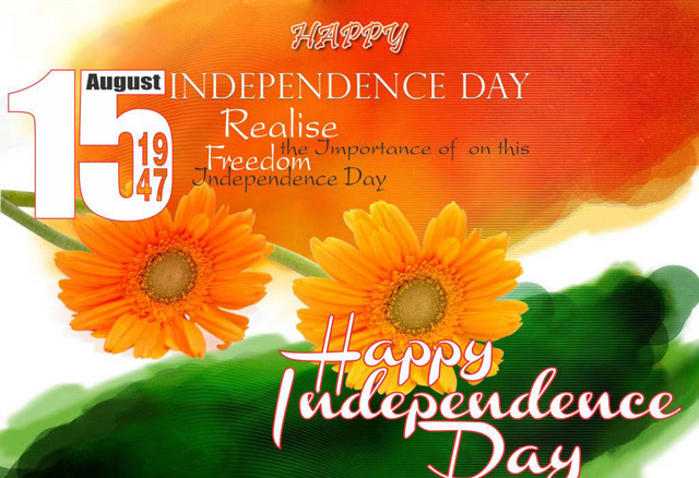 30 Beautiful Indian Independence Day Wallpapers 1