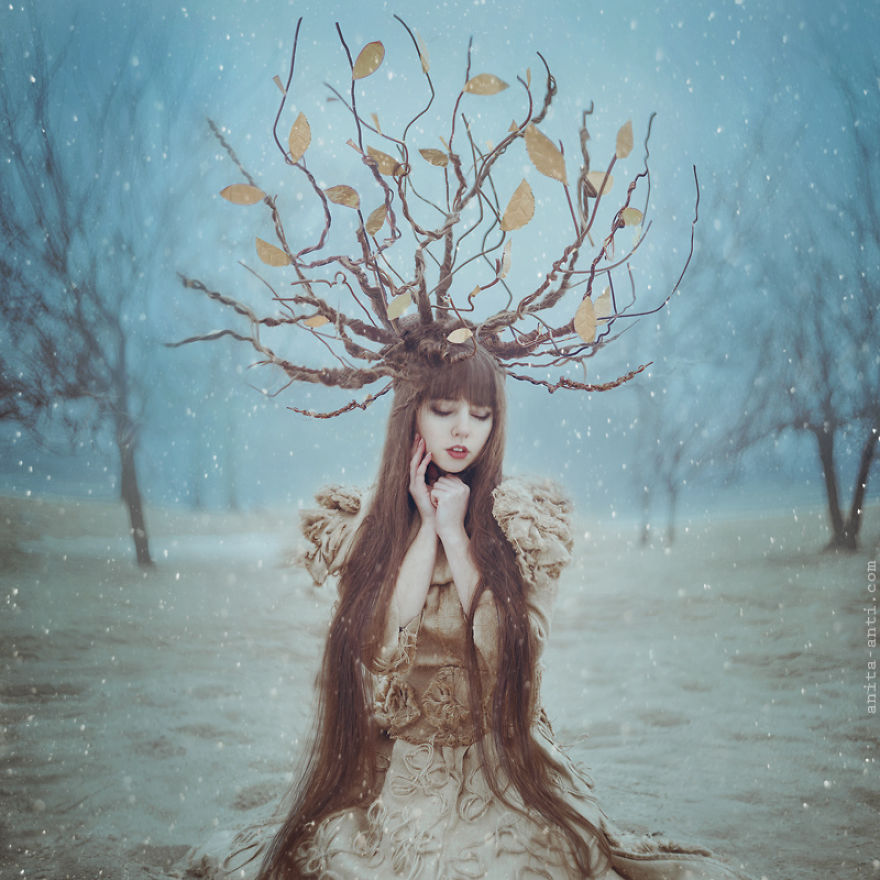 fairytale-photography-women with animals (2)