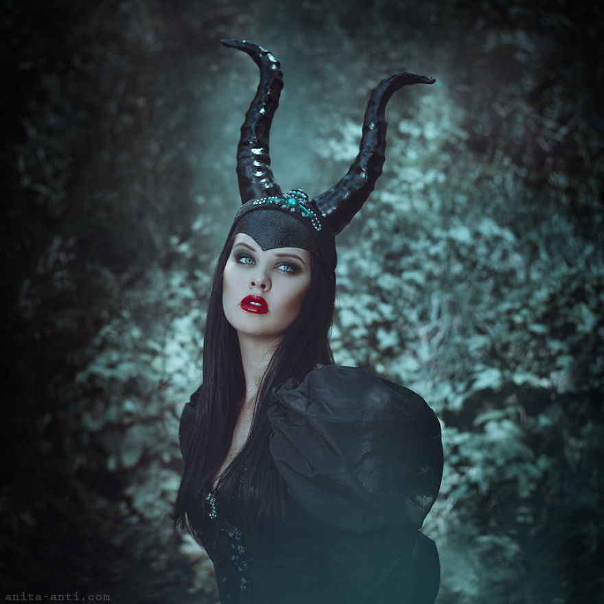 fairytale-photography-women with animals (3)