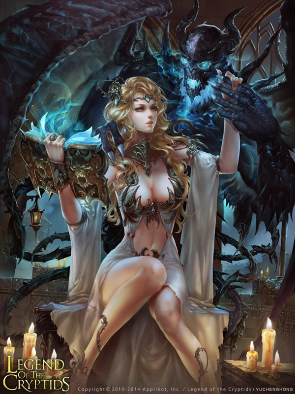 Fantasy Digital Art by Yu Cheng Hong (11)