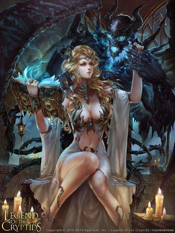Fantasy Digital Art by Yu Cheng Hong (11)