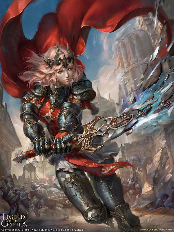 Fantasy Digital Art by Yu Cheng Hong (12)