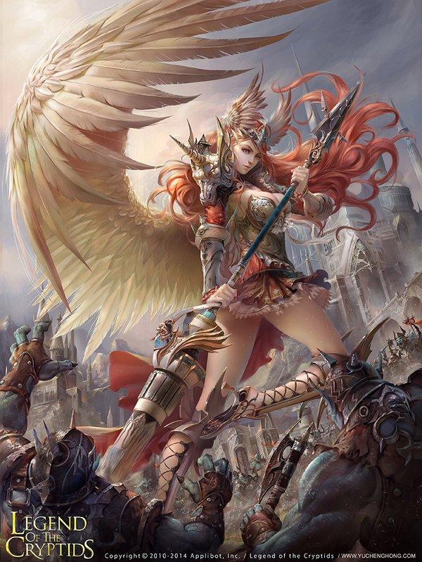 Fantasy Digital Art by Yu Cheng Hong (6)