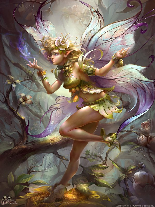 Fantasy Digital Art by Yu Cheng Hong (8)