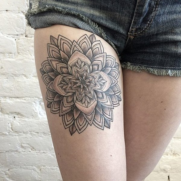 Innovative Inspired Geometric Tattoos (1)
