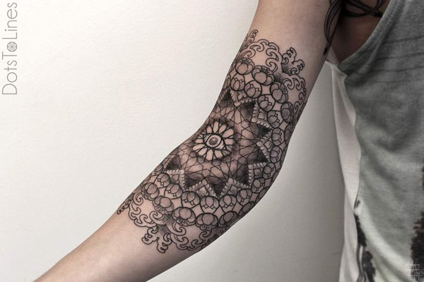 Innovative Inspired Geometric Tattoos (3)