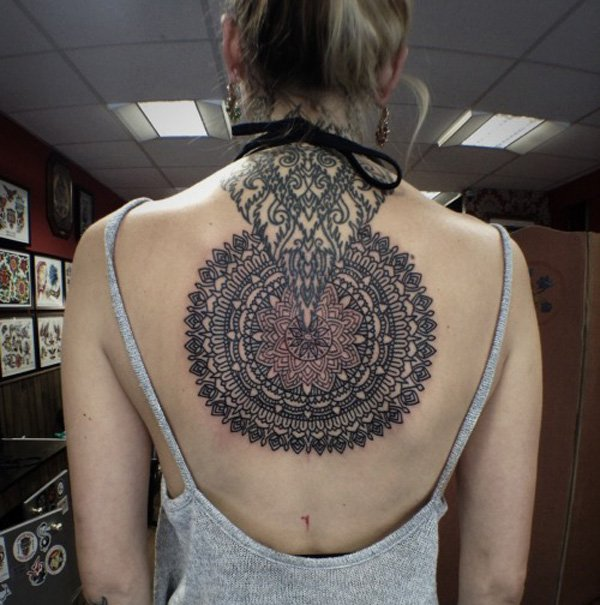 Innovative Inspired Geometric Tattoos (32)