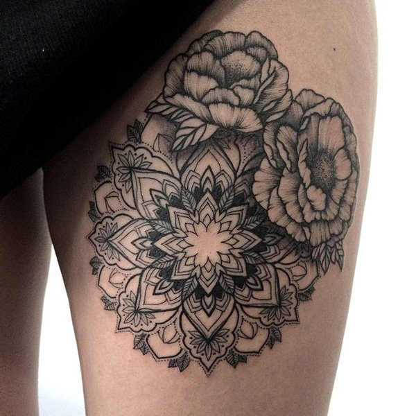 Innovative Inspired Geometric Tattoos (37)