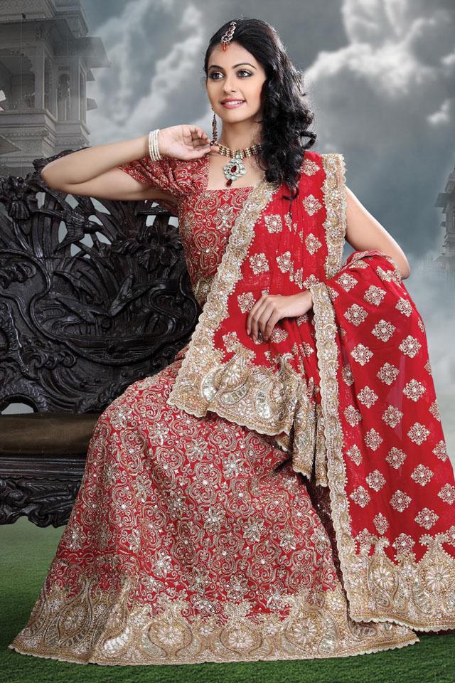Beautiful Bridal Lehengas (1)