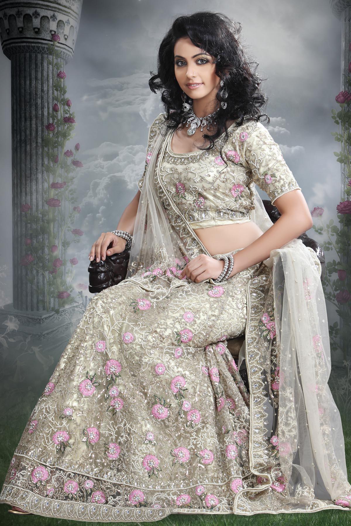Beautiful Bridal Lehengas (13)