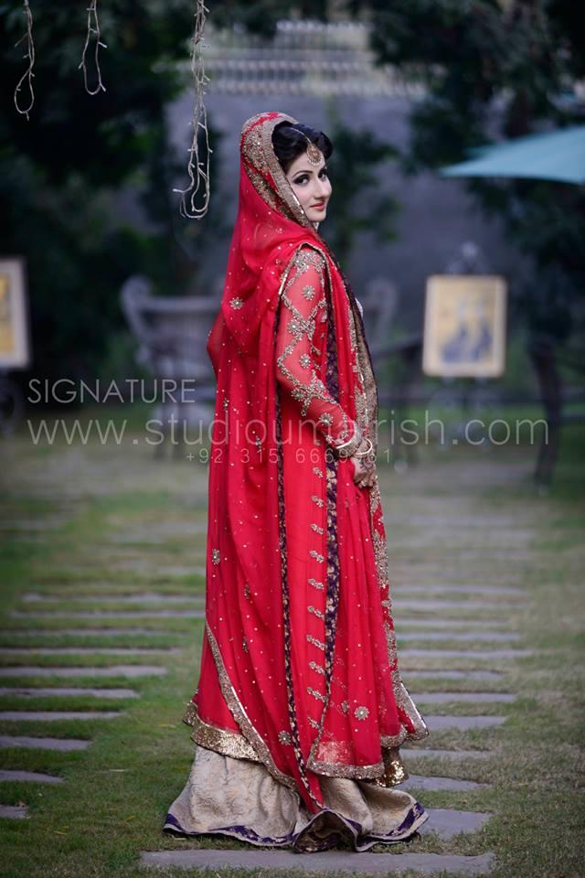 Beautiful Bridal Lehengas (4)