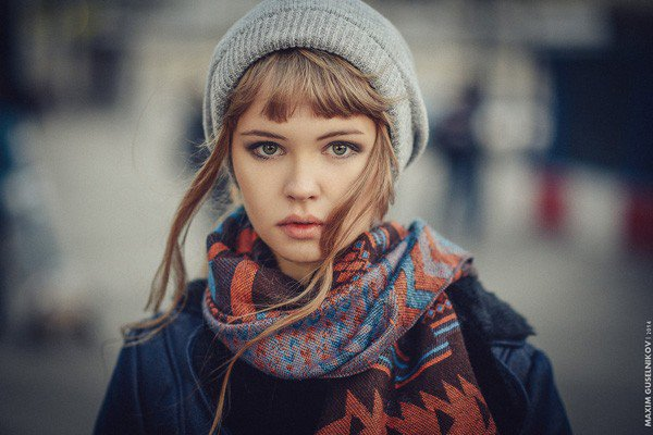 Portrait Photography by Maxim Guselnikov (2)