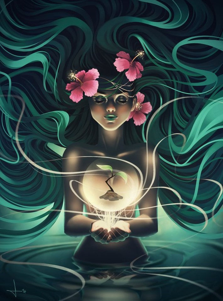 beautiful illustration by kelogsloops (5)