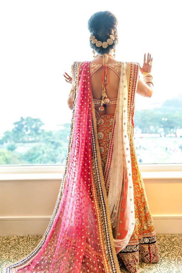 most Beautiful Bridal Lehenga (1)