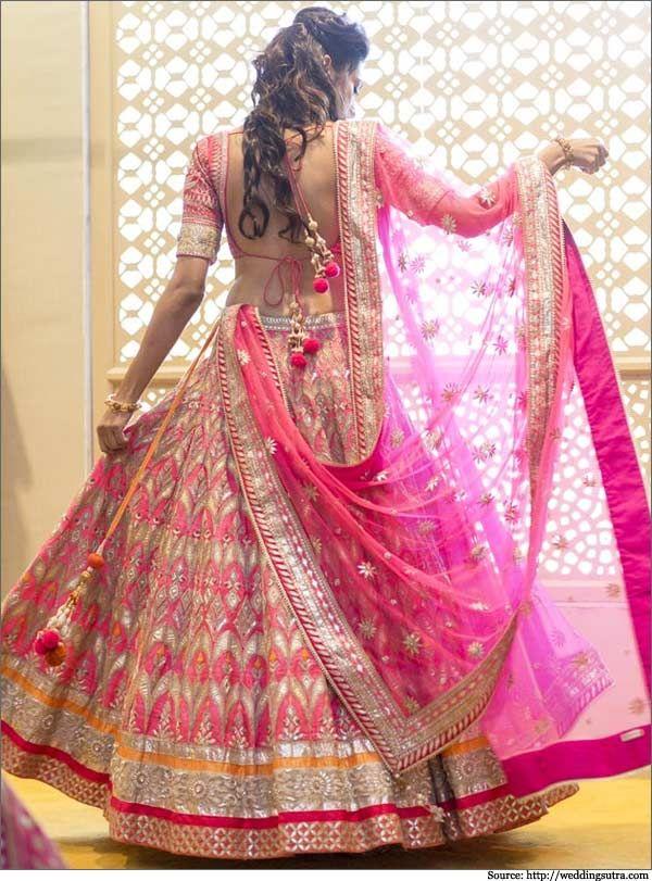most Beautiful Bridal Lehenga (2)