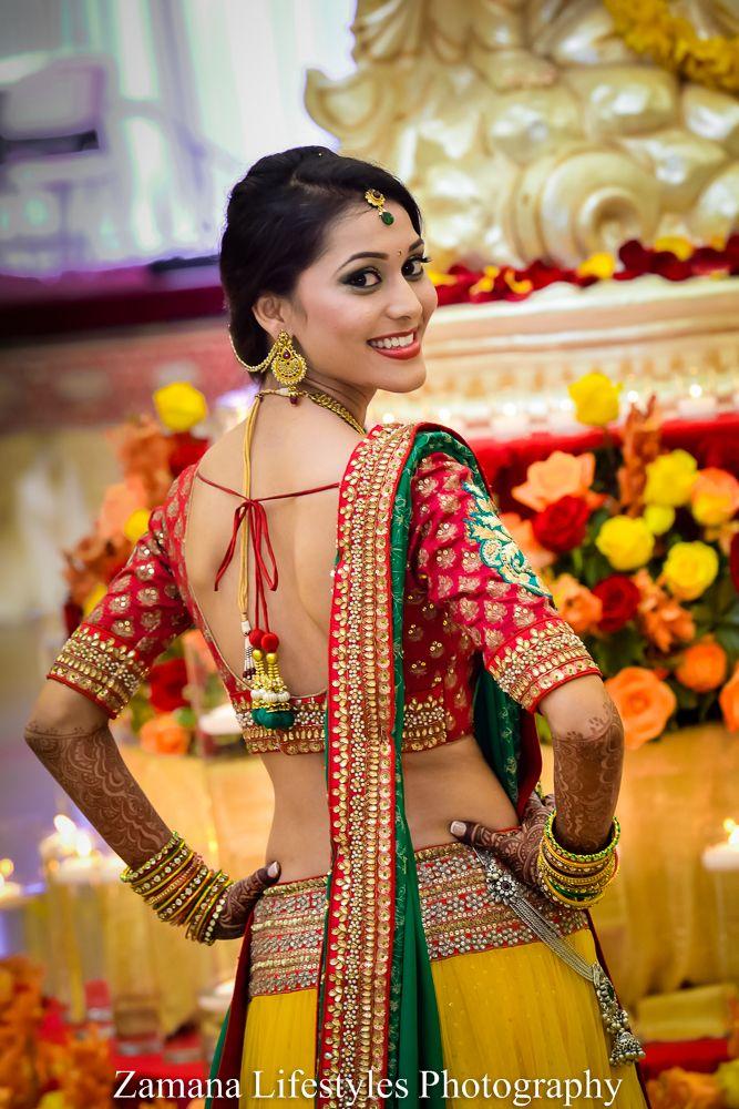 most Beautiful Bridal Lehenga (3)