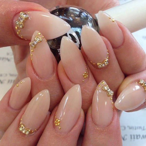 55 Beautiful Japanese Nail Art Designs (10)