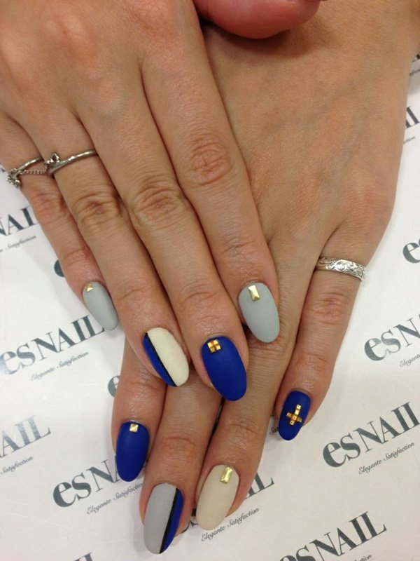 55 Beautiful Japanese Nail Art Designs (39)