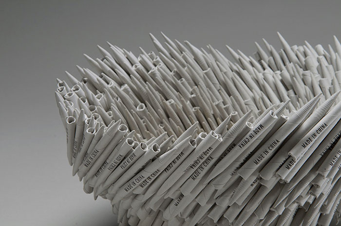 Beautiful Sculptures made from  Old Books by Jacqueline rush lee (12)
